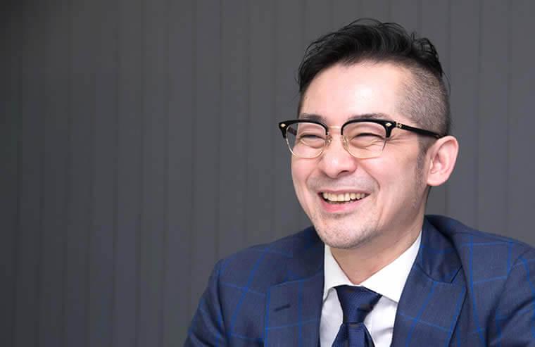 代表取締役 藤井 剛寛