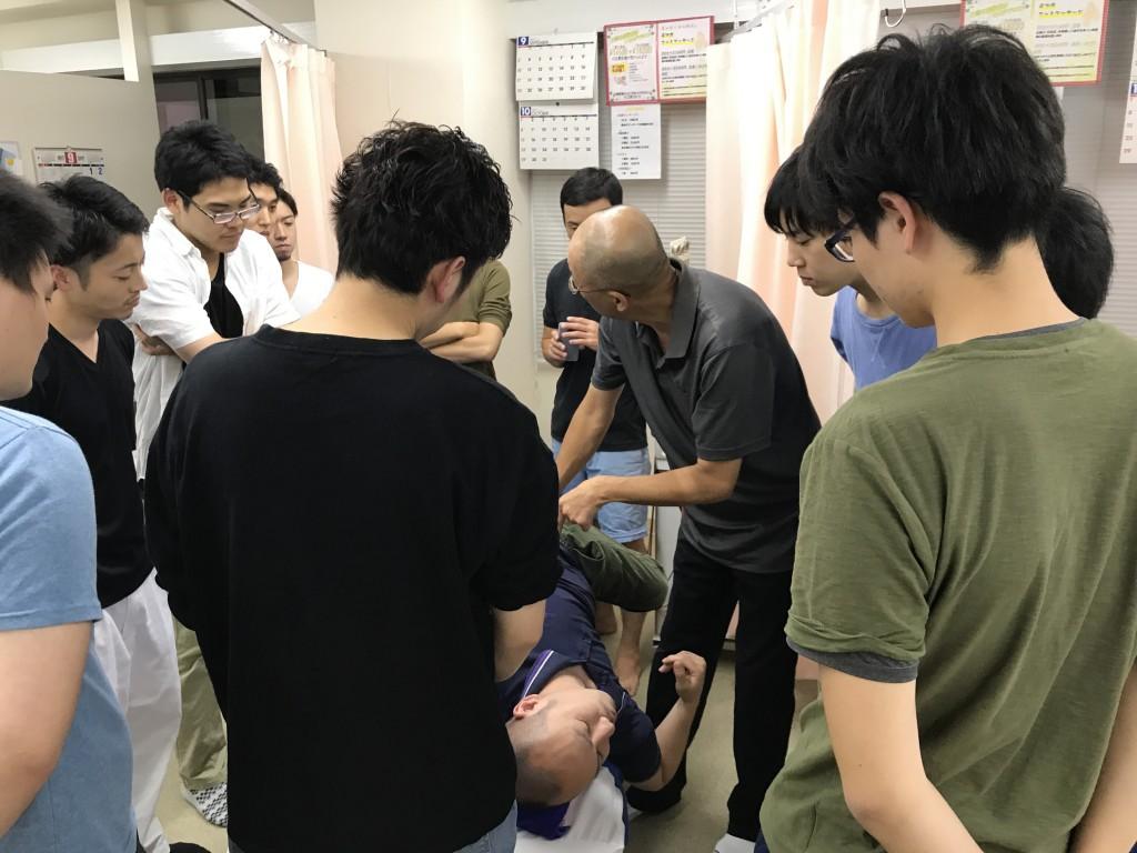3月4日柔道整復師国家試験お疲れ様でした!!